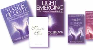 Barbara Brennan School of Healing & Brennan Healing Science: Hands of Light and Light Emerging best-sellers